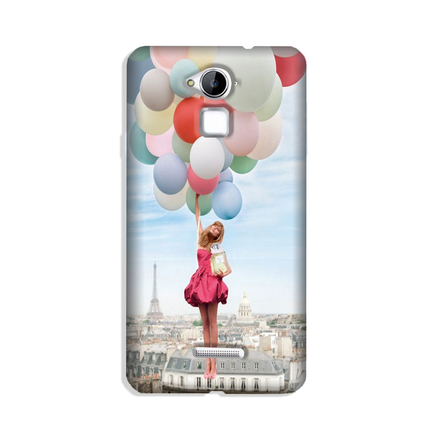 Girl with Baloon Case for Coolpad Note 3