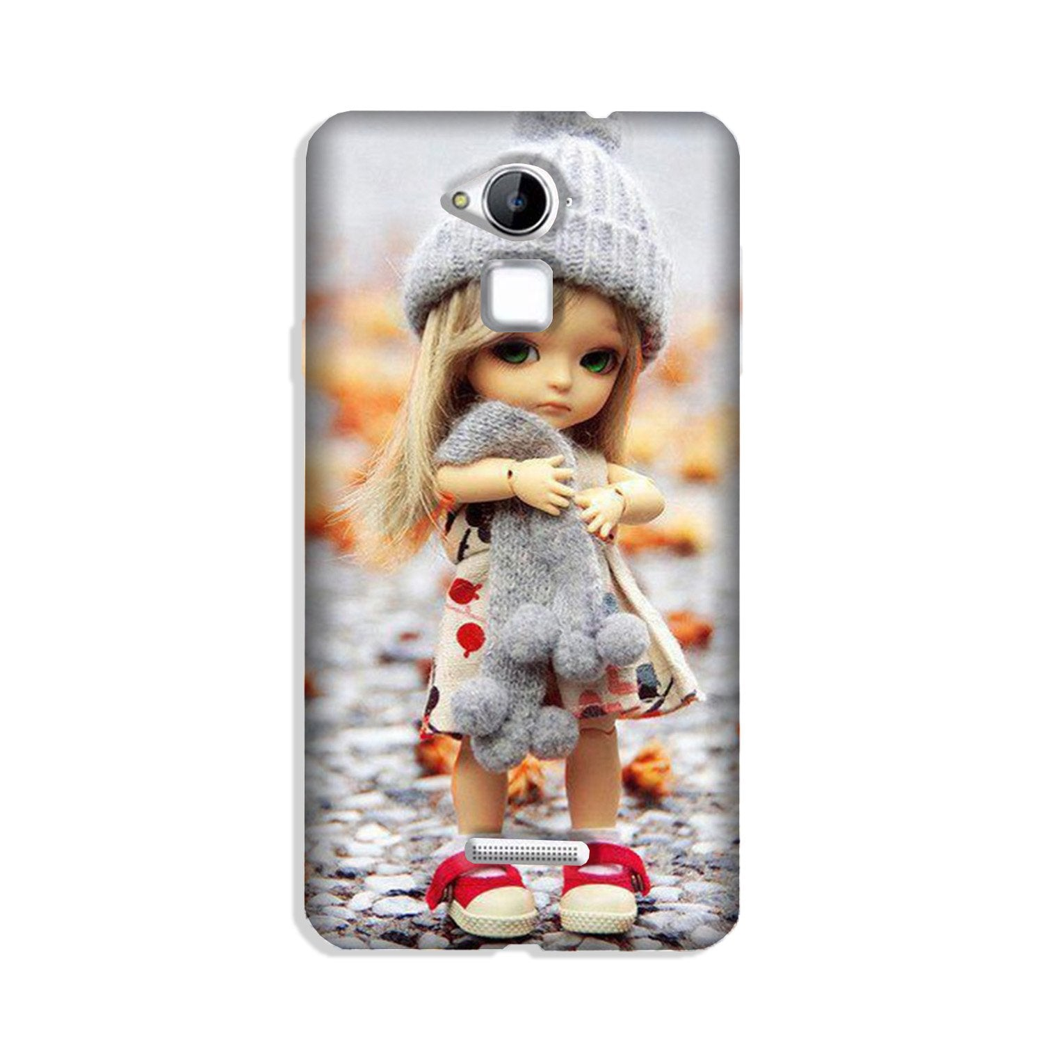 Cute Doll Case for Coolpad Note 3
