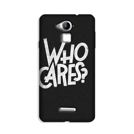 Who Cares Case for Coolpad Note 3