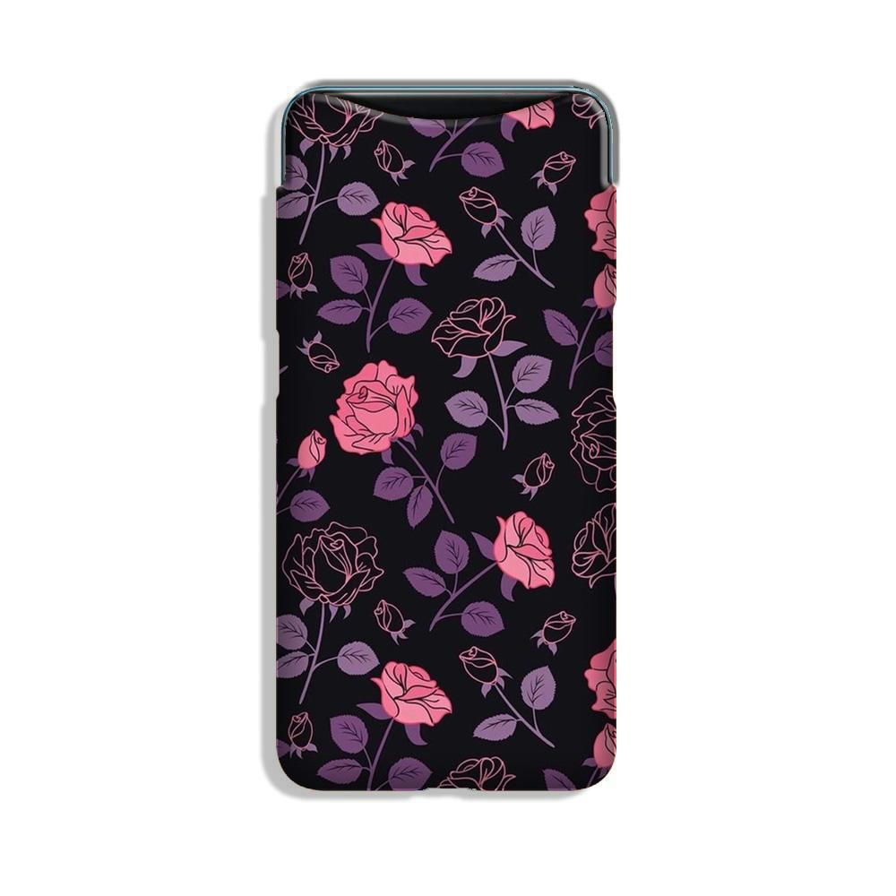 Rose Pattern Case for Oppo Find X