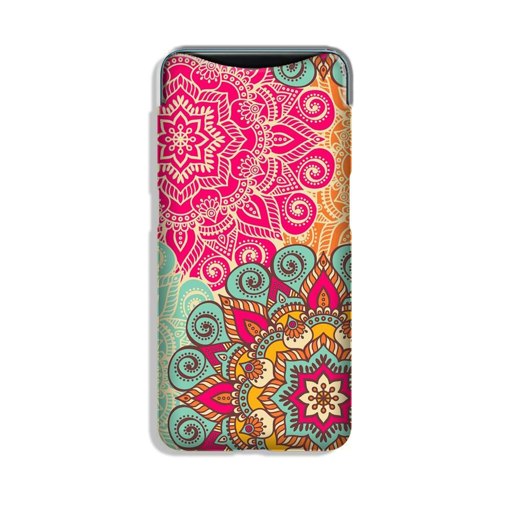 Rangoli art Case for Oppo Find X