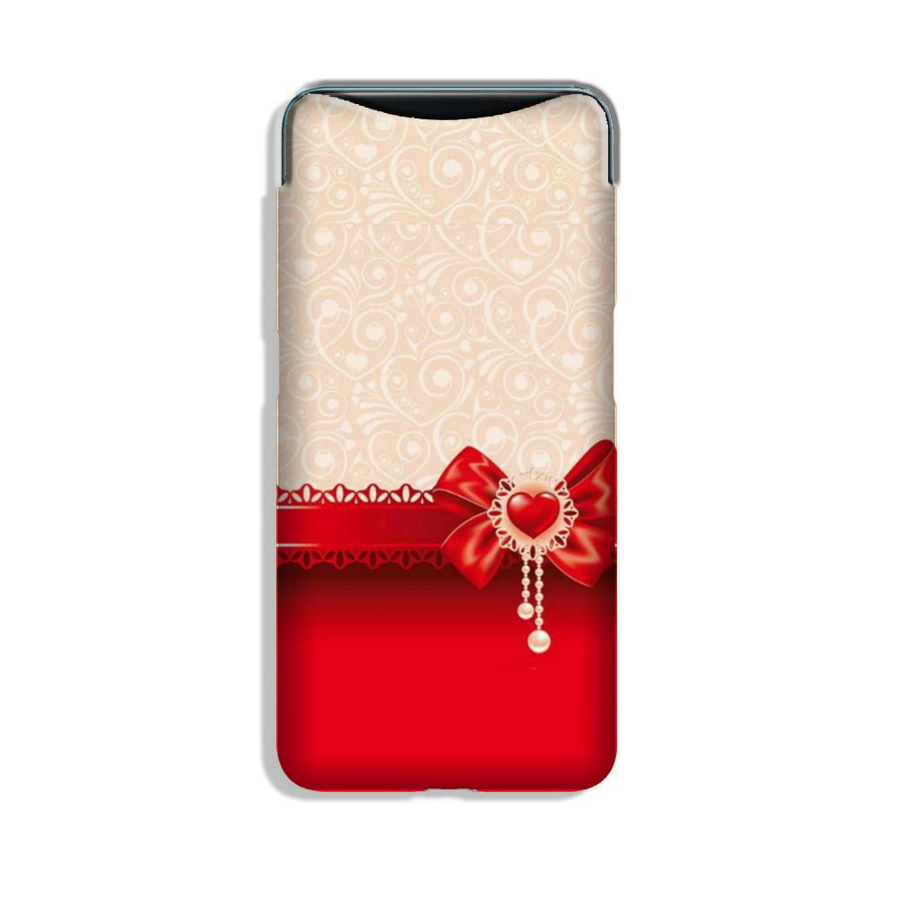 Gift Wrap3 Case for Oppo Find X