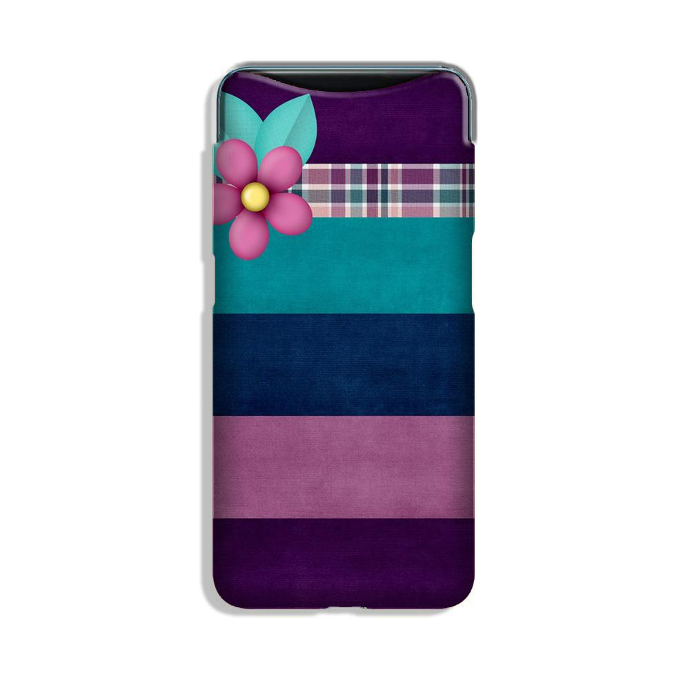 Purple Blue Case for Oppo Find X