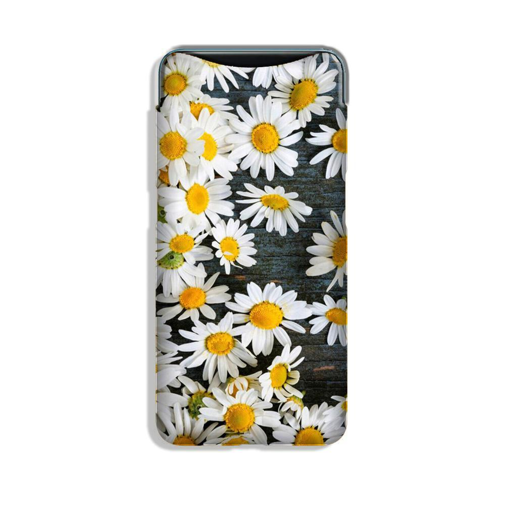 White flowers Case for Oppo Find X