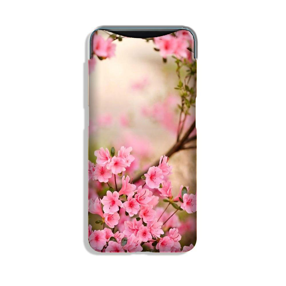 Pink flowers Case for Oppo Find X