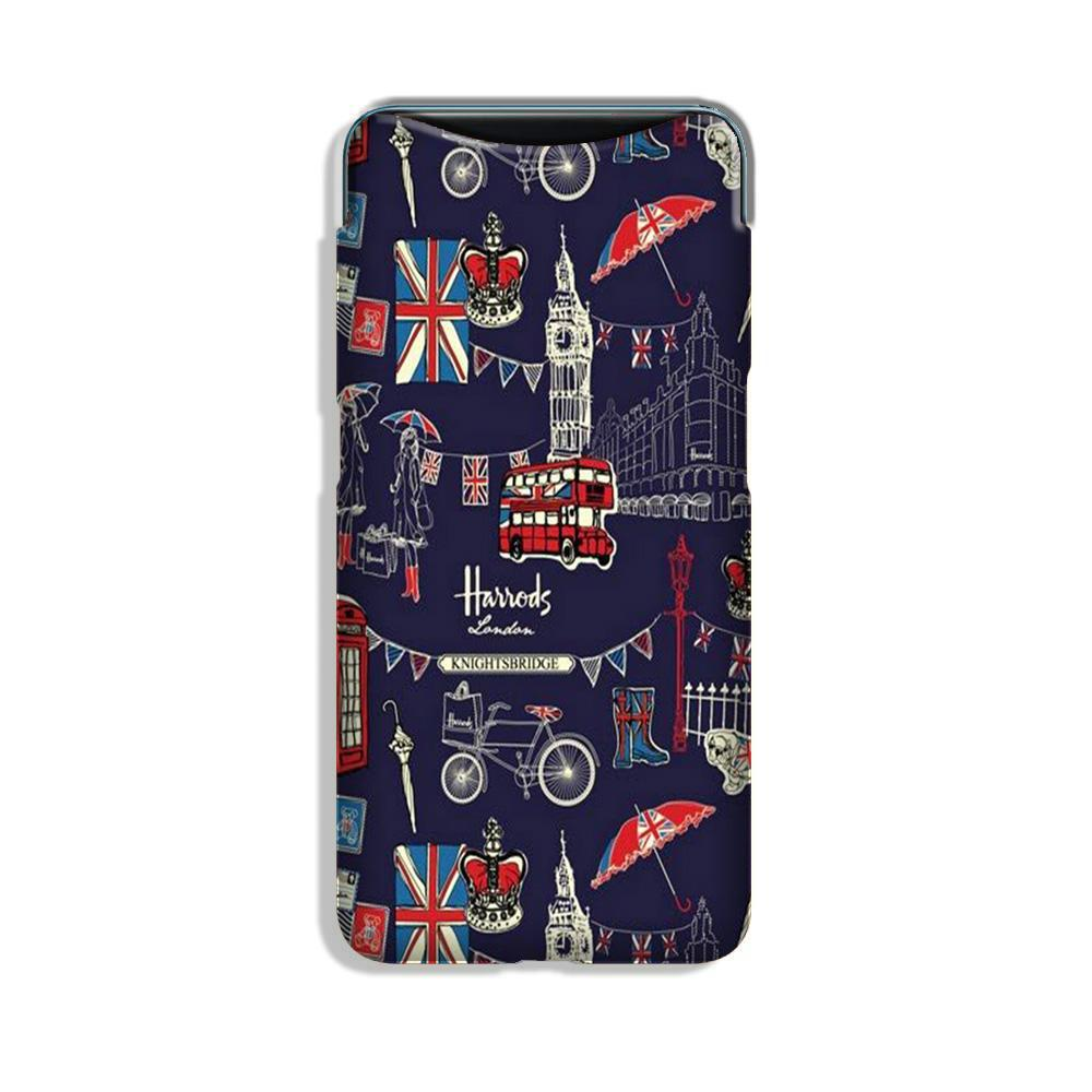 Love London Case for Oppo Find X