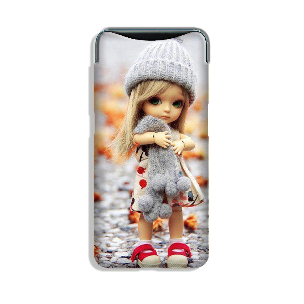 Cute Doll Case for Oppo Find X
