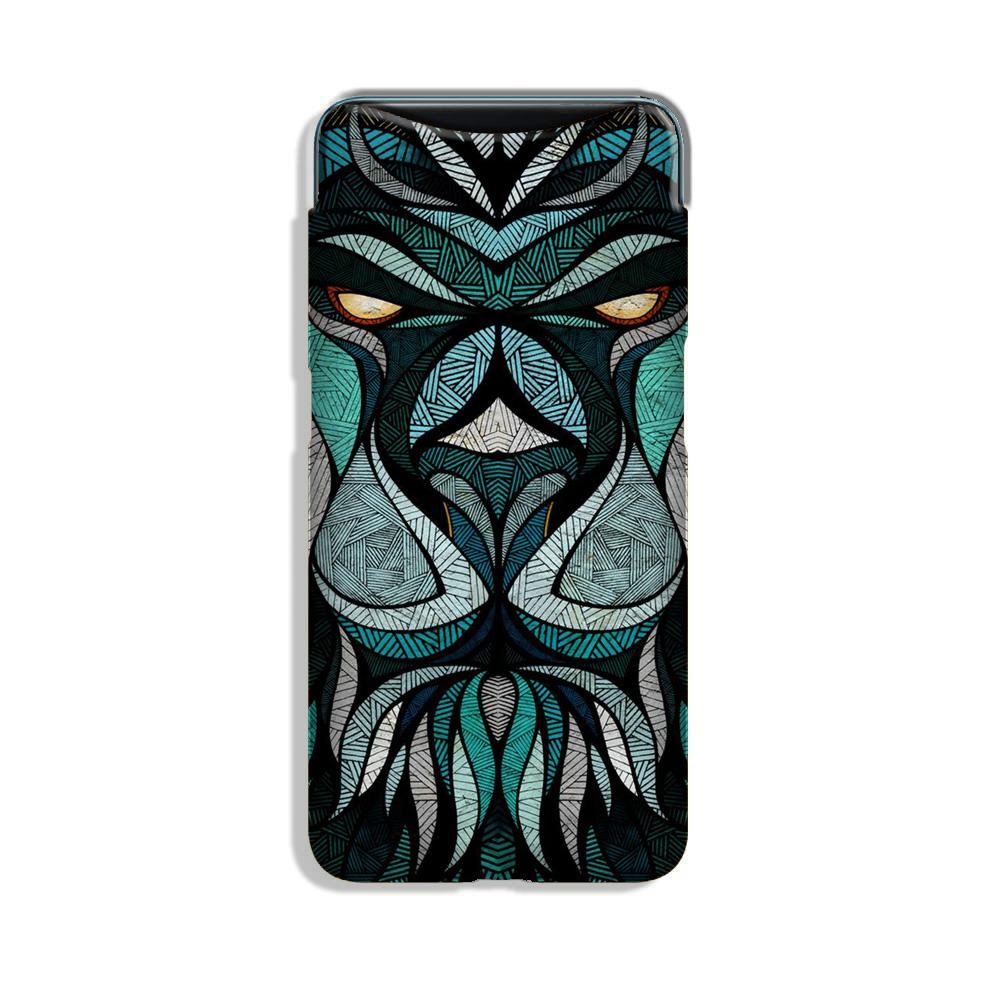 Lion Case for Oppo Find X