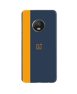 Oneplus Logo Mobile Back Case for Moto G5 (Design - 395)