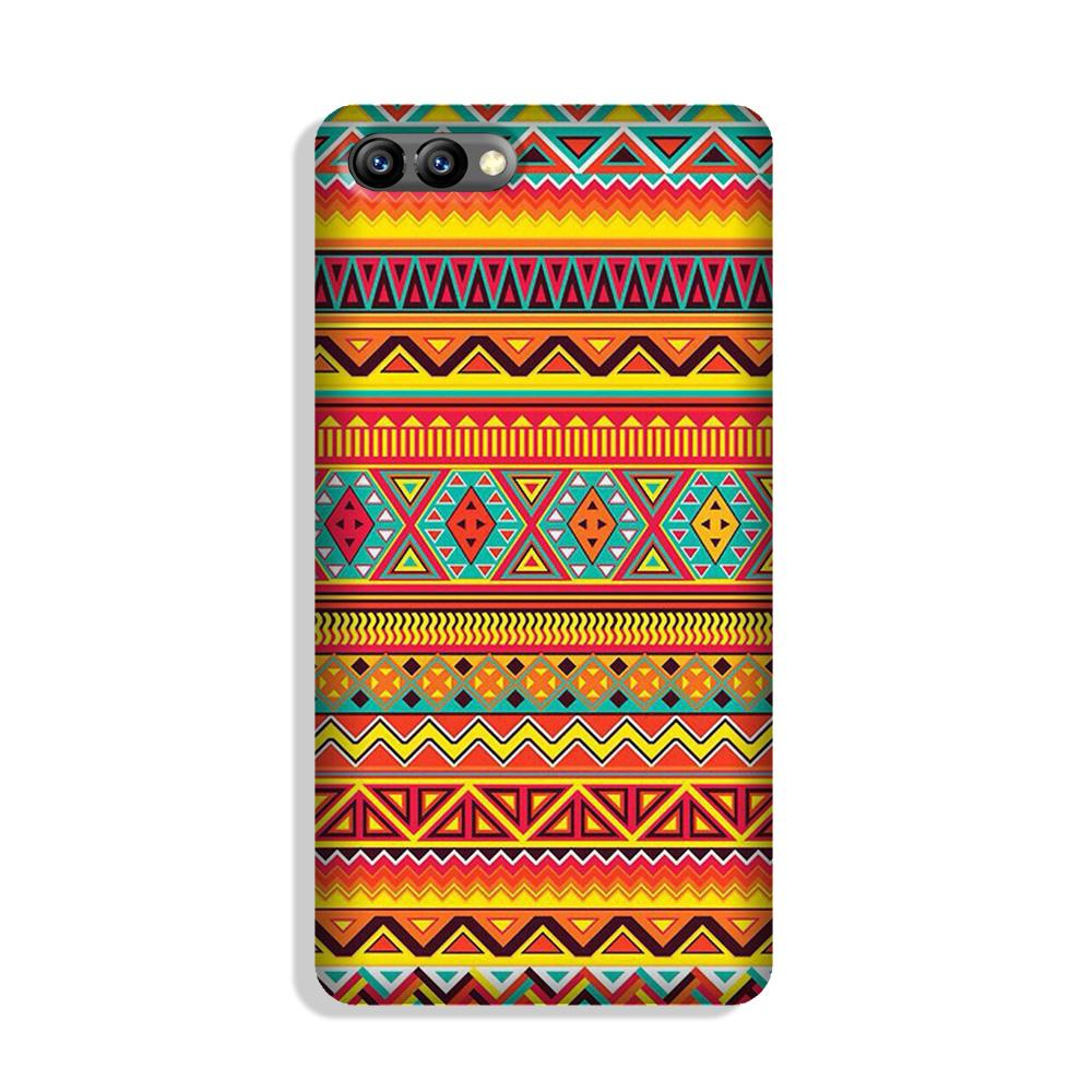 Zigzag line pattern Case for Honor 10