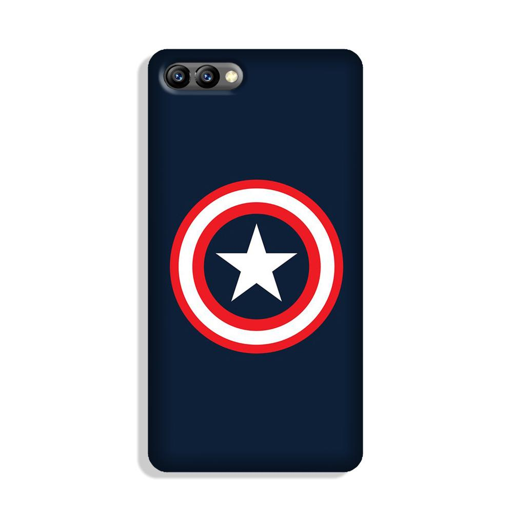 Captain America Case for Honor 10