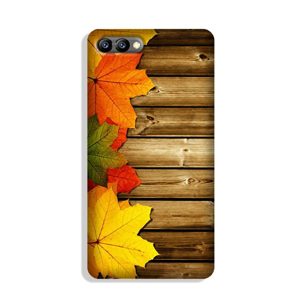 Wooden look Case for Honor 10