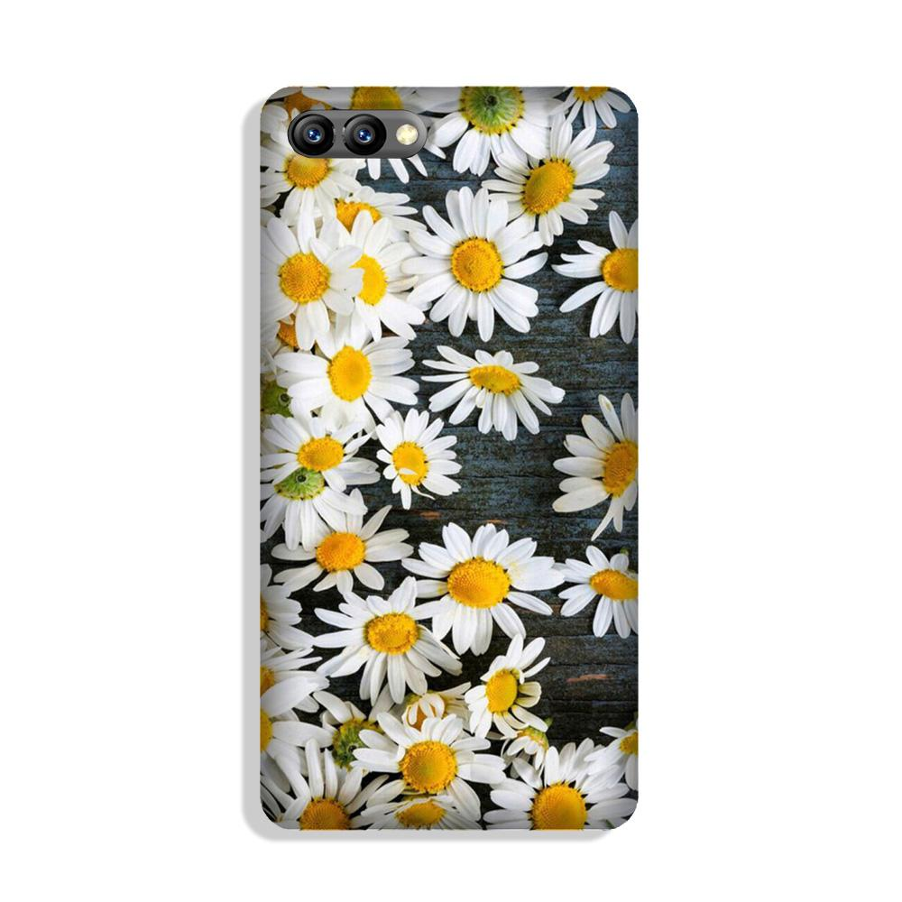 White flowers Case for Honor 10