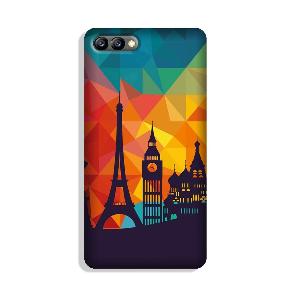 Eiffel Tower Case for Honor 10