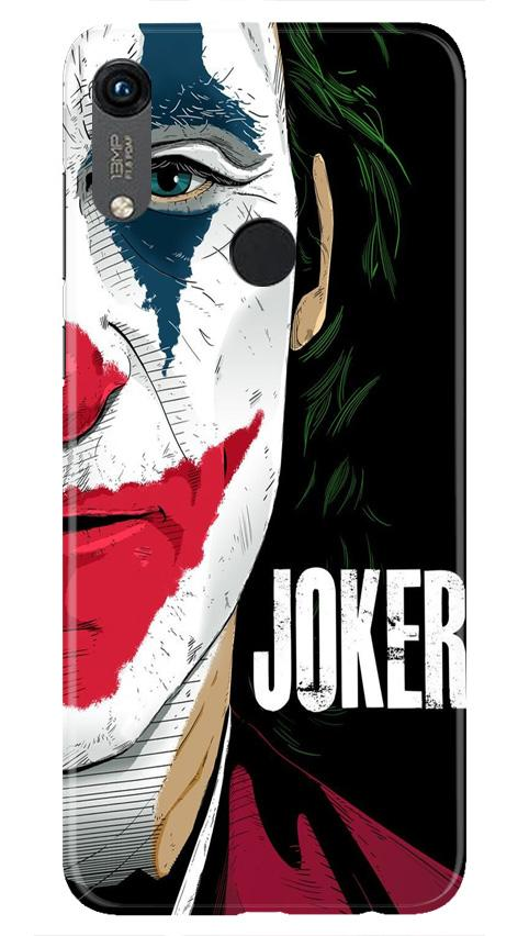 Joker Mobile Back Case for Honor 8A (Design - 301)