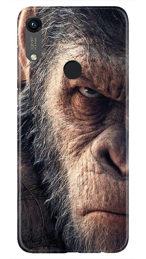 Angry Ape Mobile Back Case for Honor 8A (Design - 316)