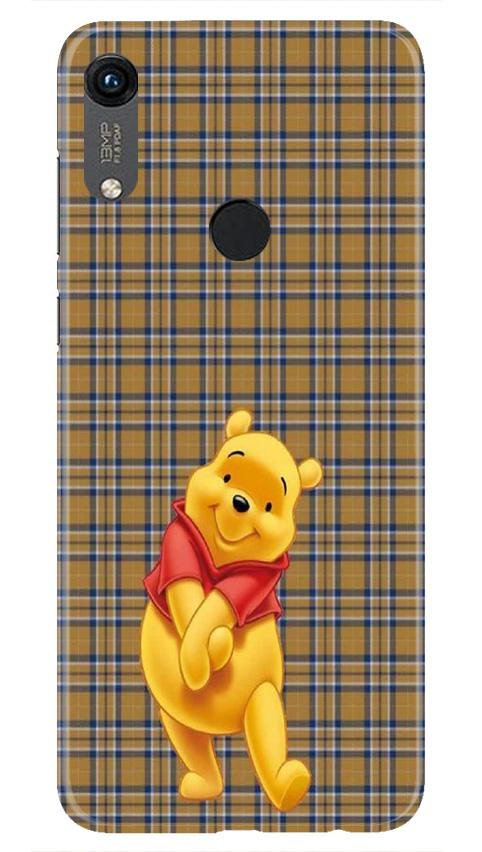 Pooh Mobile Back Case for Honor 8A (Design - 321)