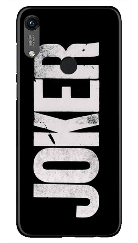 Joker Mobile Back Case for Honor 8A (Design - 327)