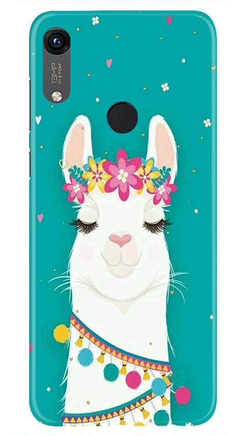 Camel Mobile Back Case for Honor 8A (Design - 331)