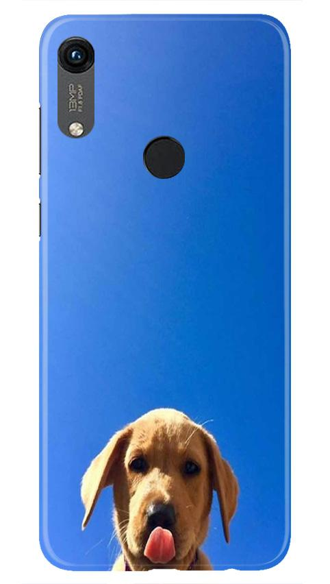 Dog Mobile Back Case for Honor 8A (Design - 332)