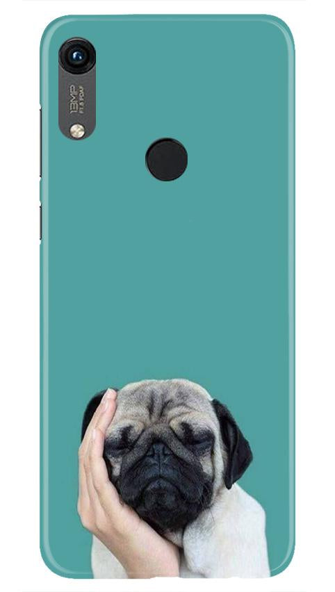 Puppy Mobile Back Case for Honor 8A (Design - 333)