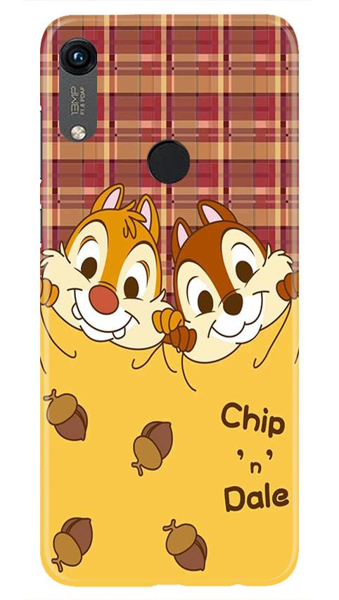 Chip n Dale Mobile Back Case for Honor 8A (Design - 342)