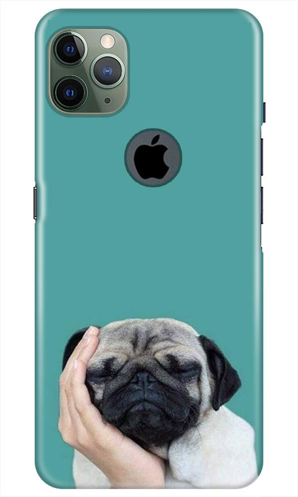Puppy Mobile Back Case for iPhone 11 Pro Max Logo Cut (Design - 333)