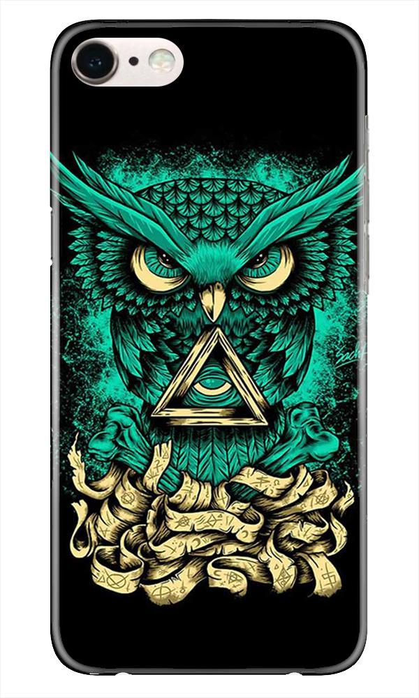 Owl Mobile Back Case for iPhone 6 / 6s   (Design - 358)