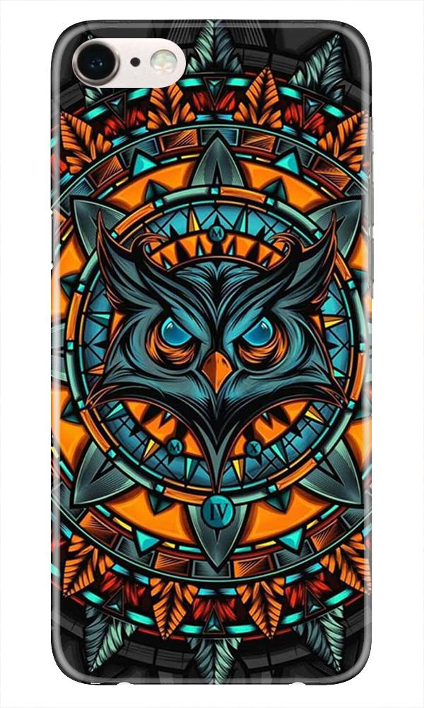 Owl Mobile Back Case for iPhone 6 / 6s   (Design - 360)