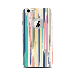 Modern Art Case for iPhone 6 Plus / 6s Plus logo cut  (Design No. 241)