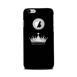 King Case for iPhone 6 Plus / 6s Plus logo cut  (Design No. 280)