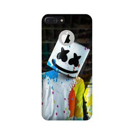 Marsh Mellow Case for iPhone 7 Plus logo cut (Design No. 220)