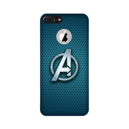 Avengers Case for iPhone 7 Plus logo cut (Design No. 246)