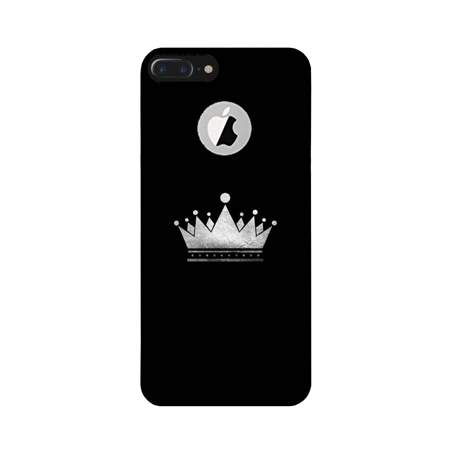 King Case for iPhone 7 Plus logo cut (Design No. 280)