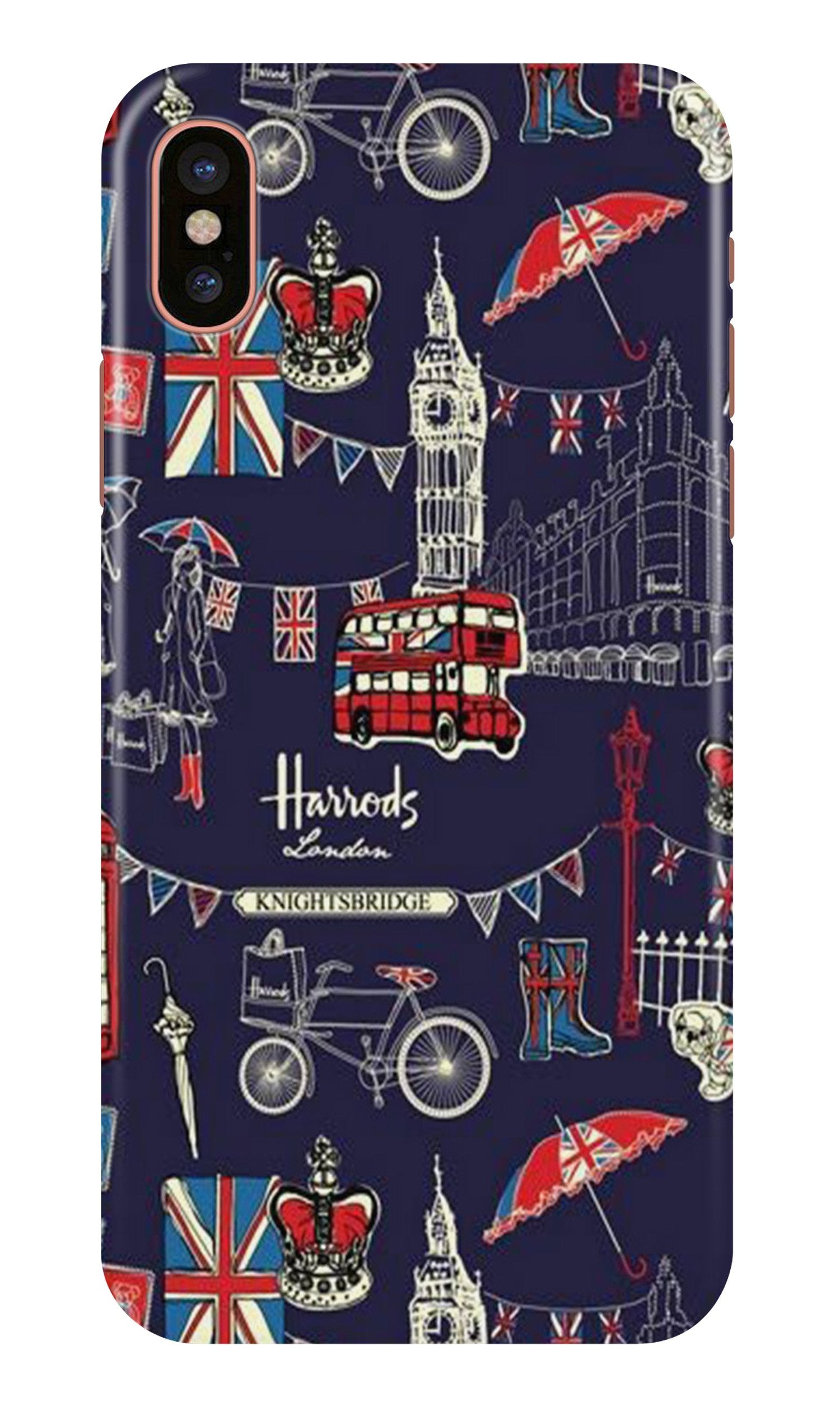 Love London Case for iPhone X