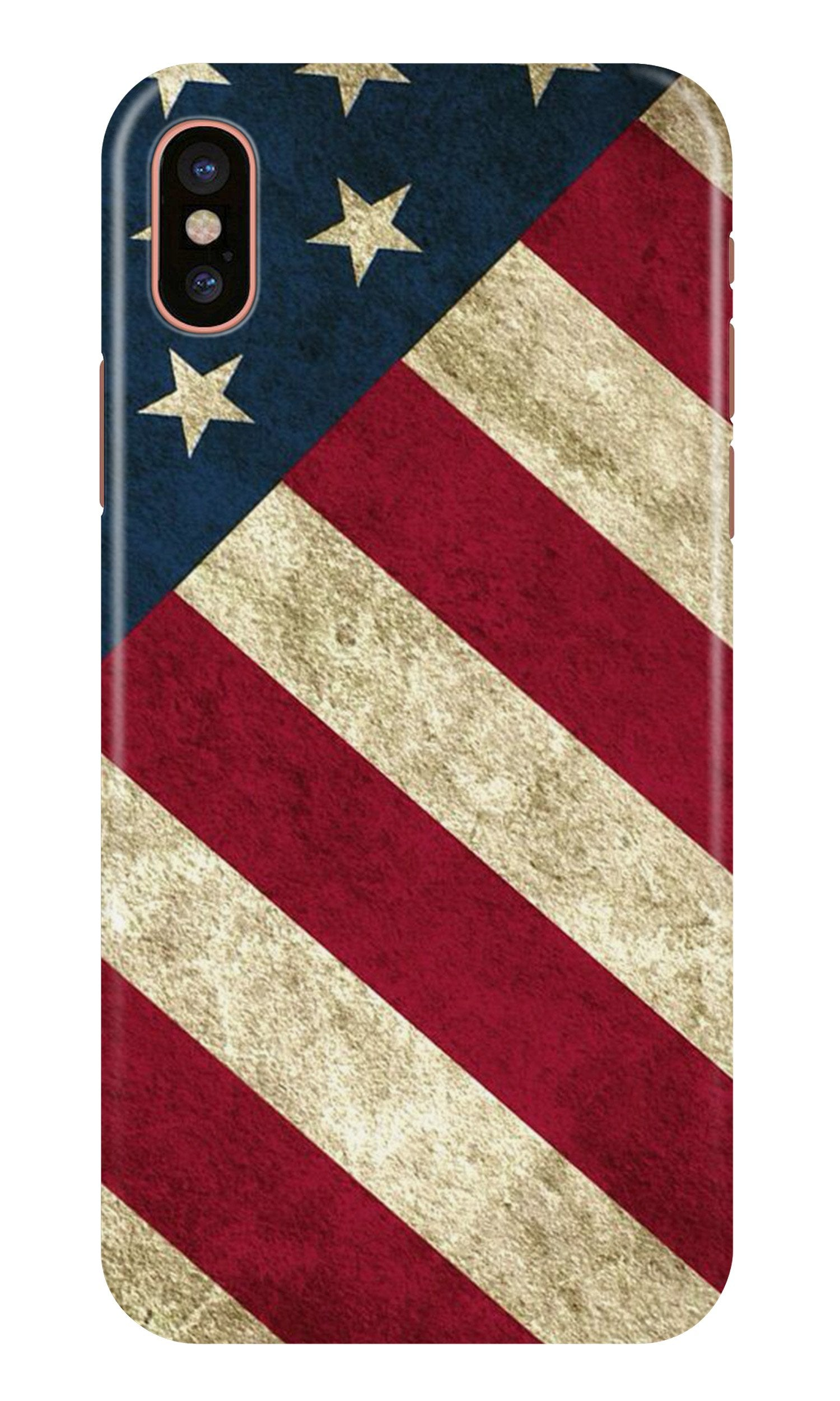 America Case for iPhone X
