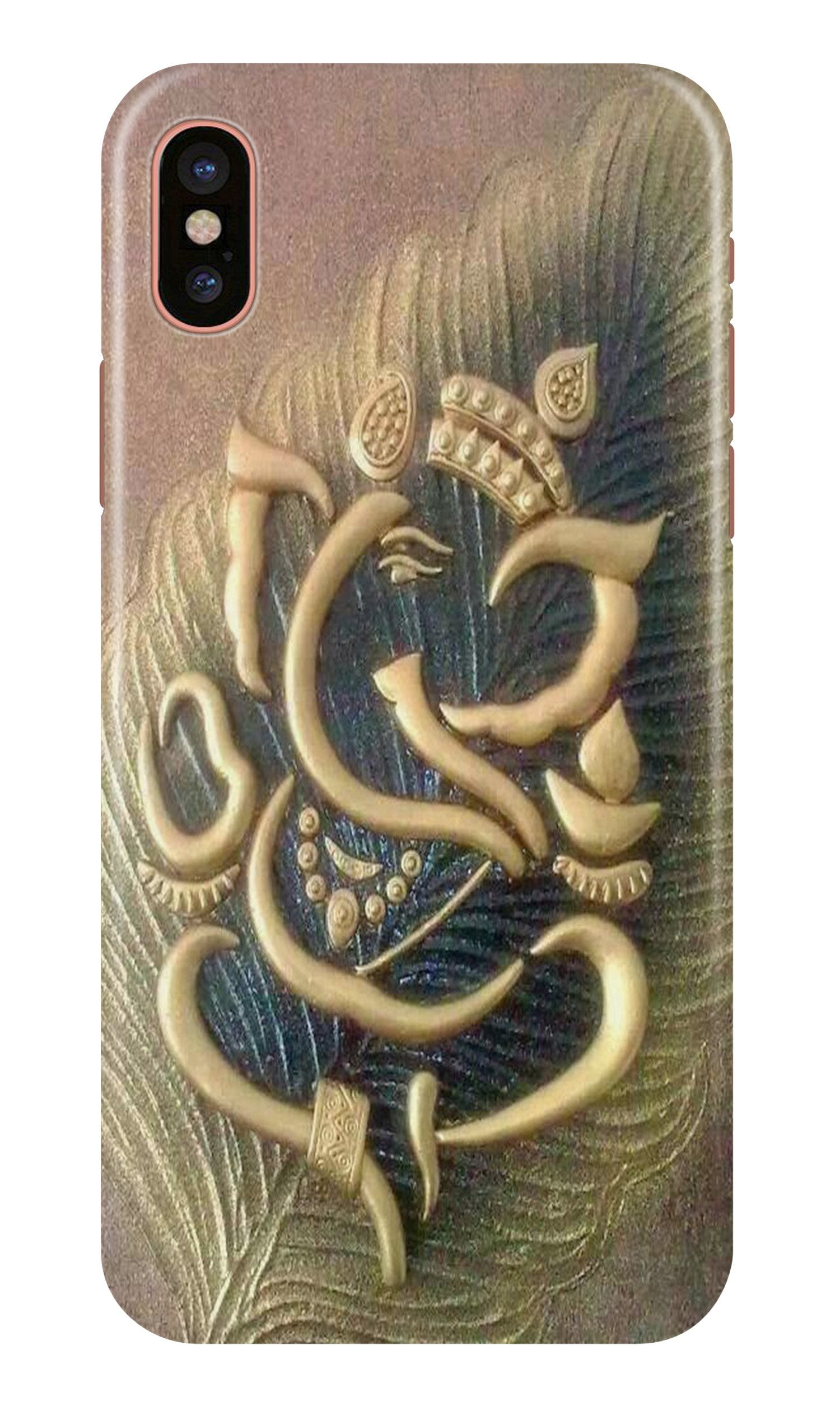 Lord Ganesha Case for iPhone X