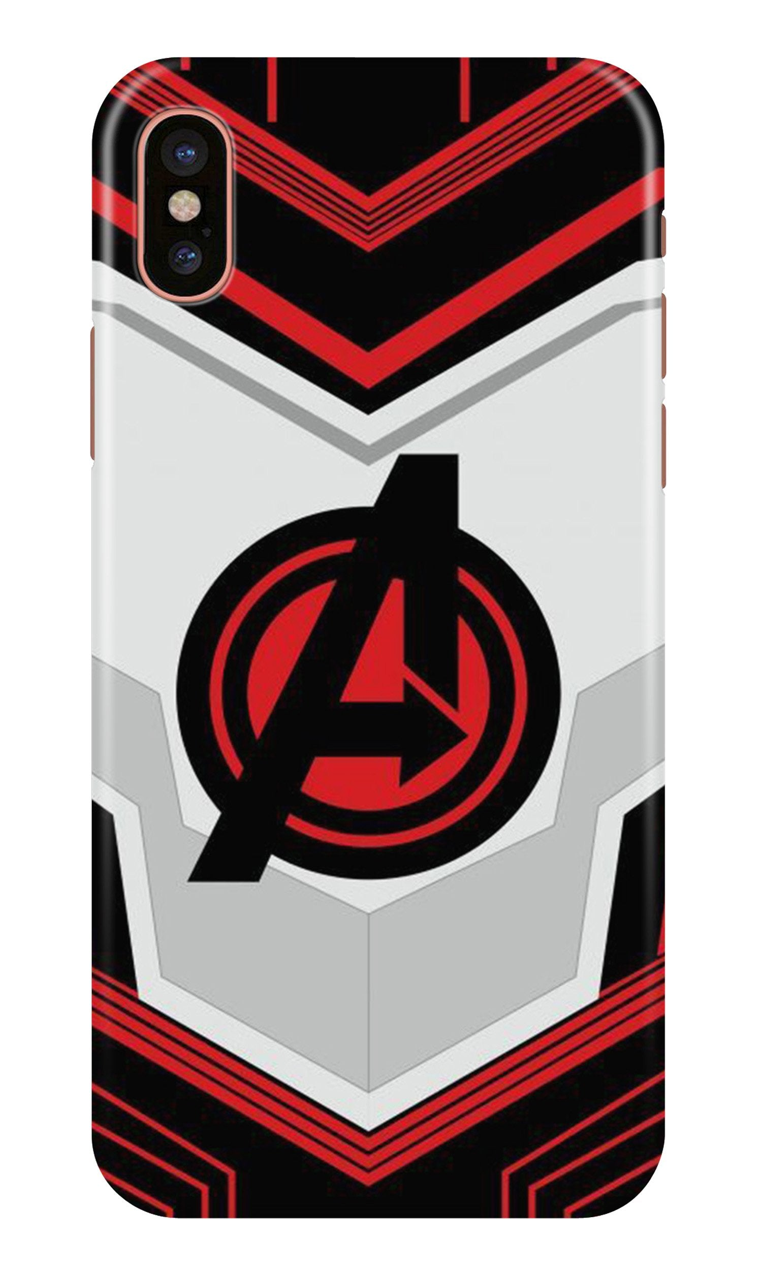 Avengers2 Case for iPhone X (Design No. 255)