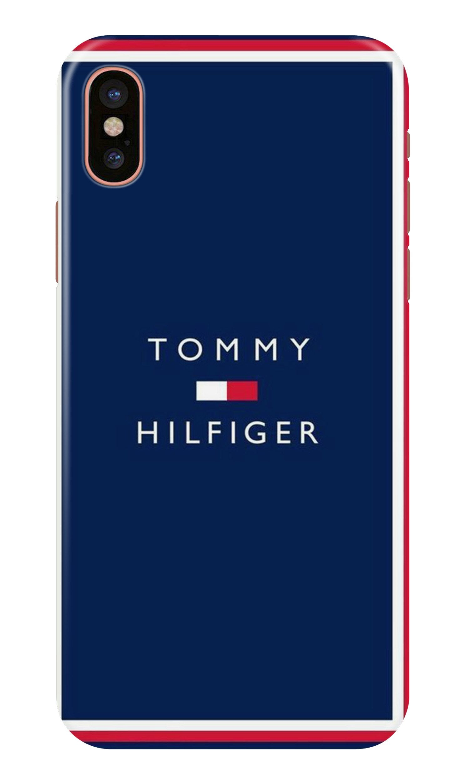 Tommy Hilfiger Case for iPhone X (Design No. 275)
