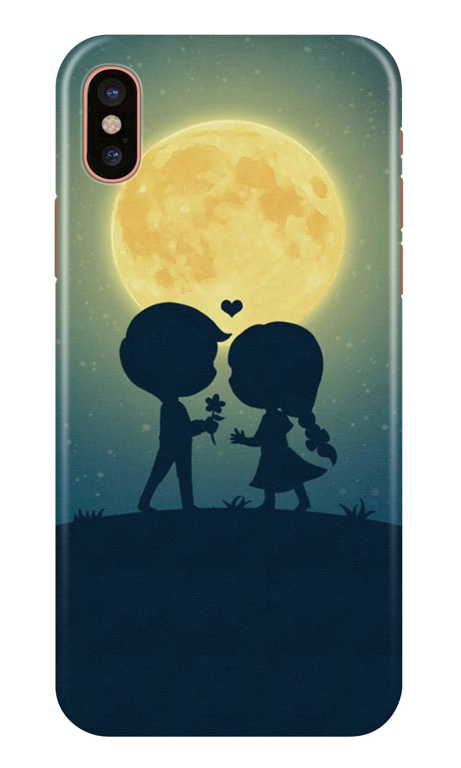 Love Couple Case for iPhone Xr  (Design - 109)