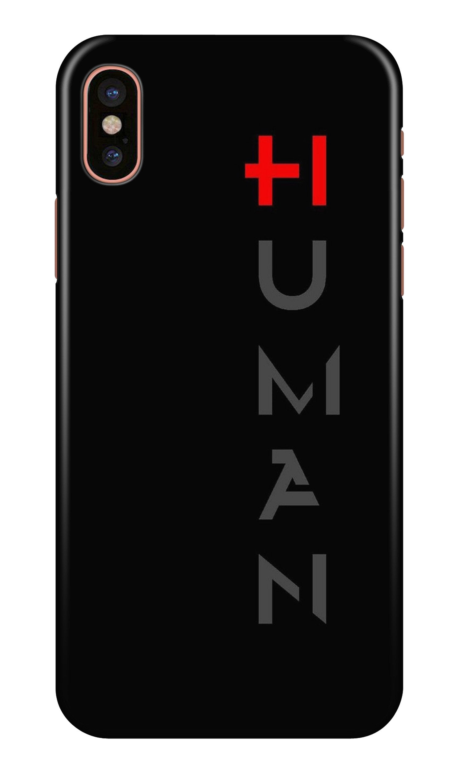 Human Case for iPhone Xr  (Design - 141)