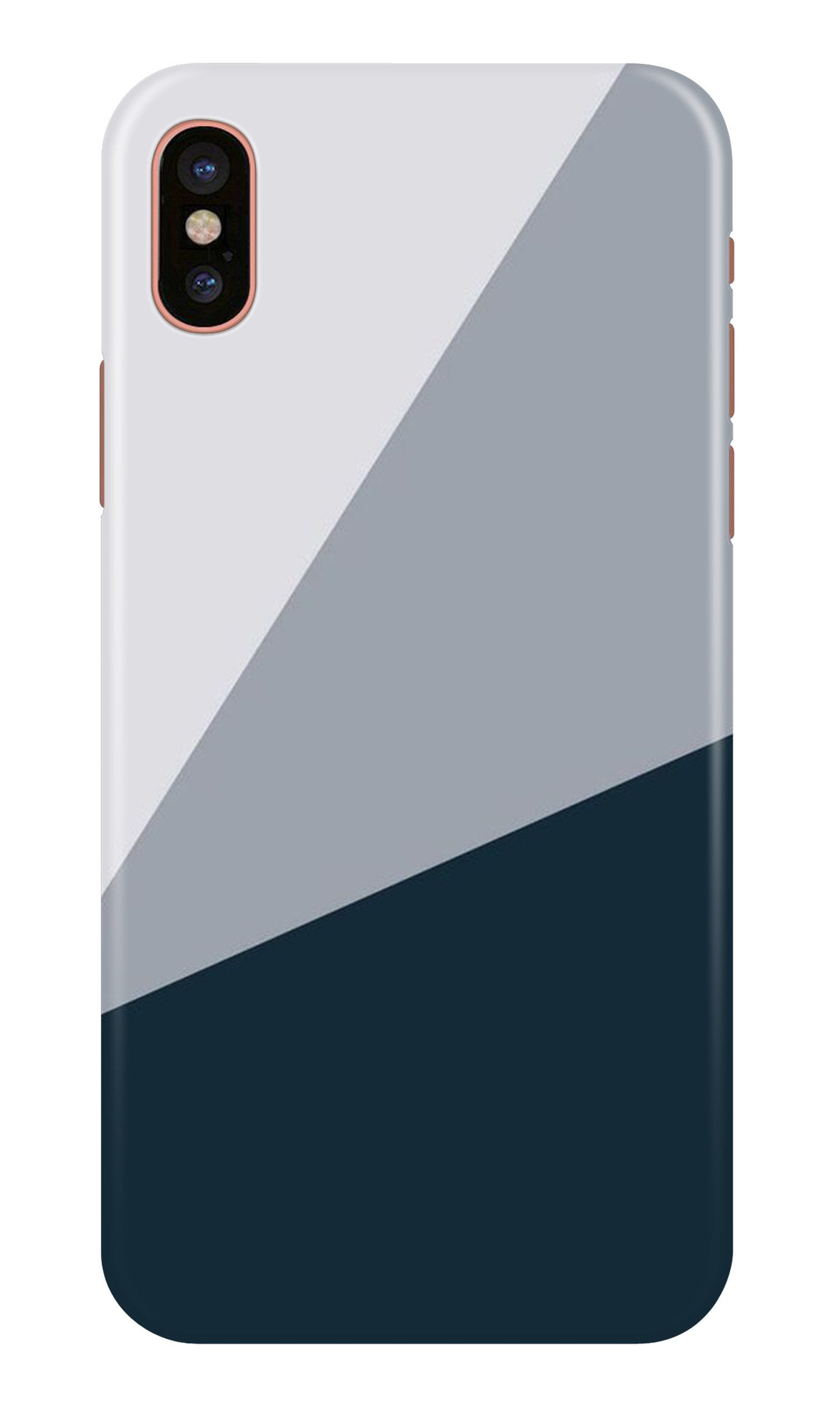 Blue Shade Case for iPhone Xr (Design - 182)
