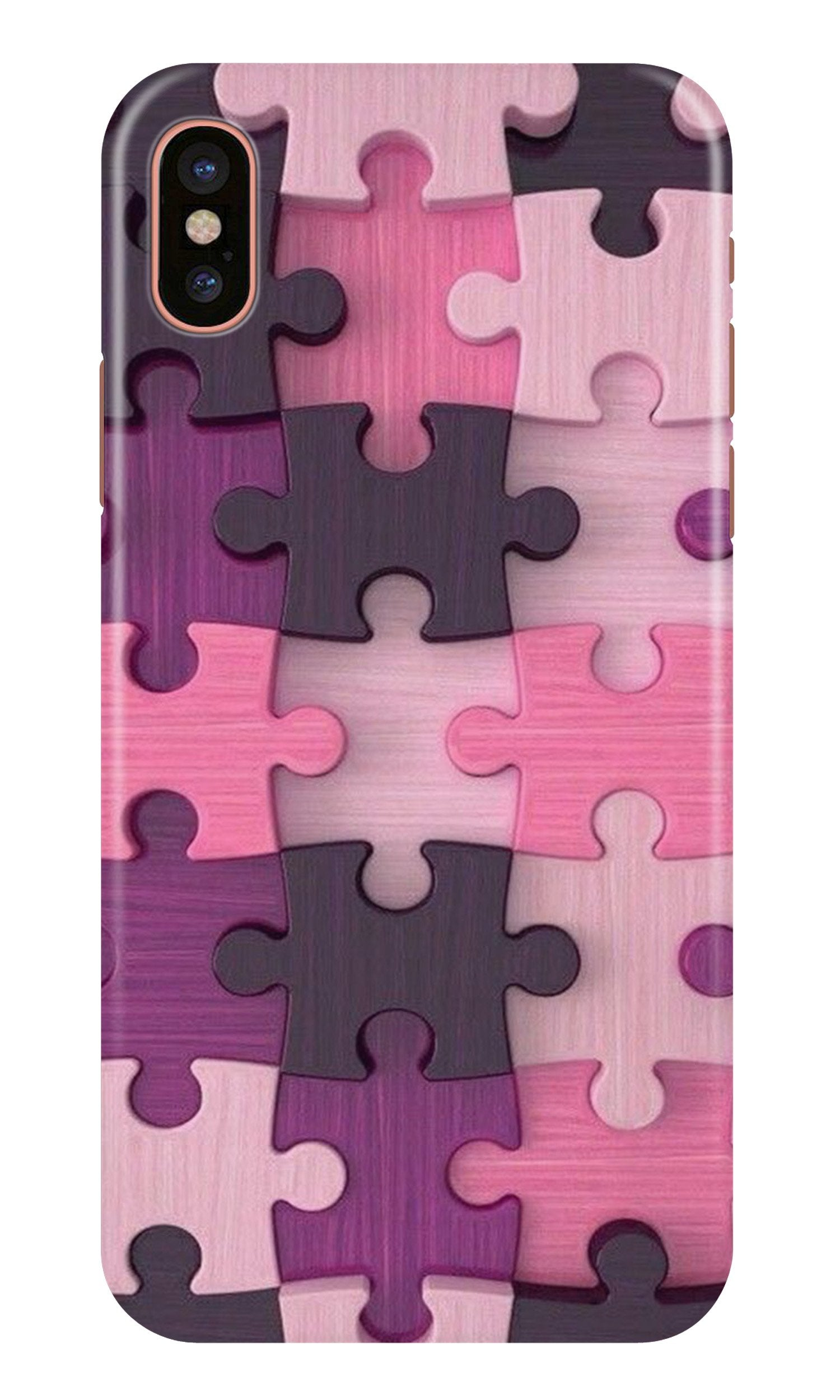Puzzle Case for iPhone Xr (Design - 199)