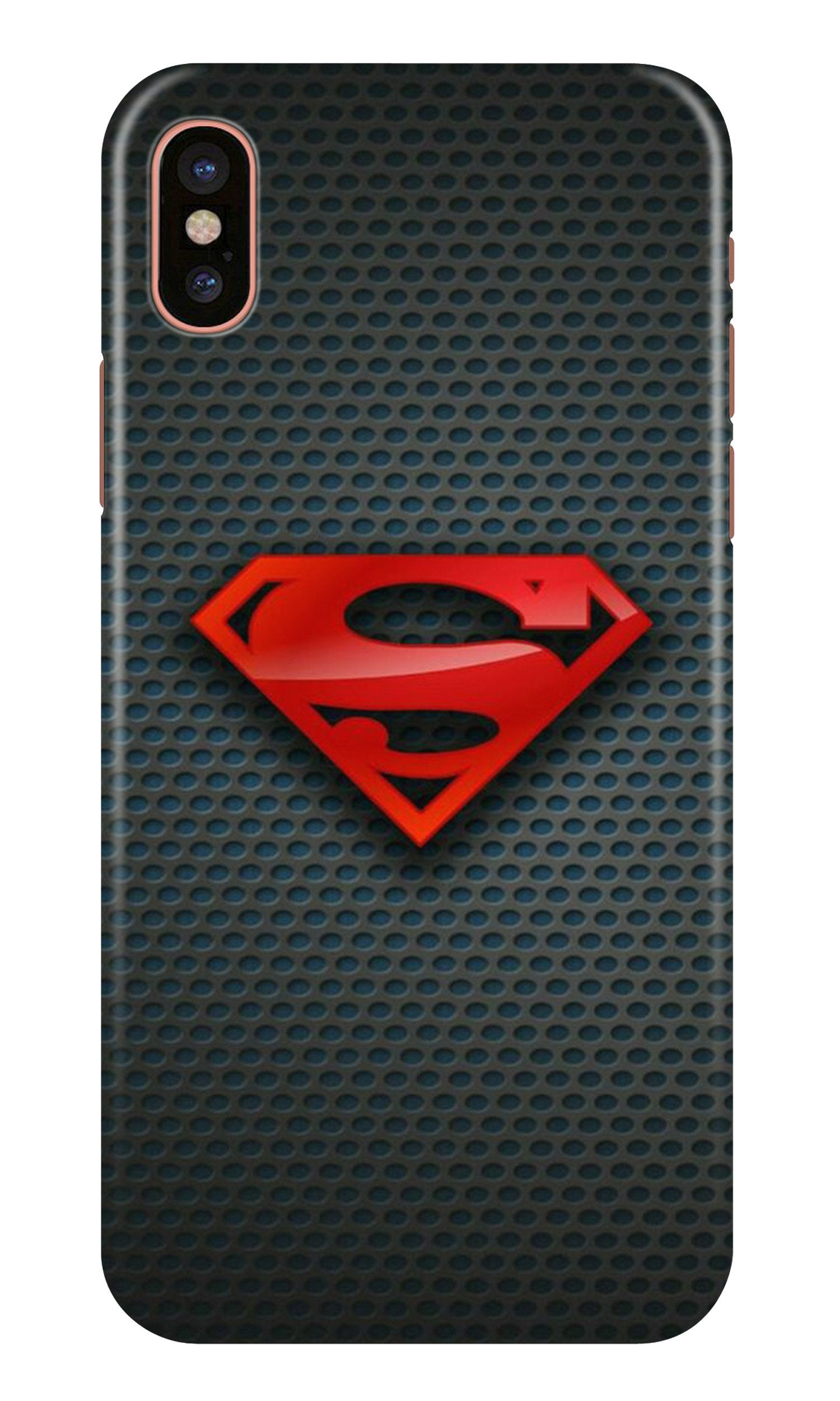 Superman Case for iPhone Xr (Design No. 247)