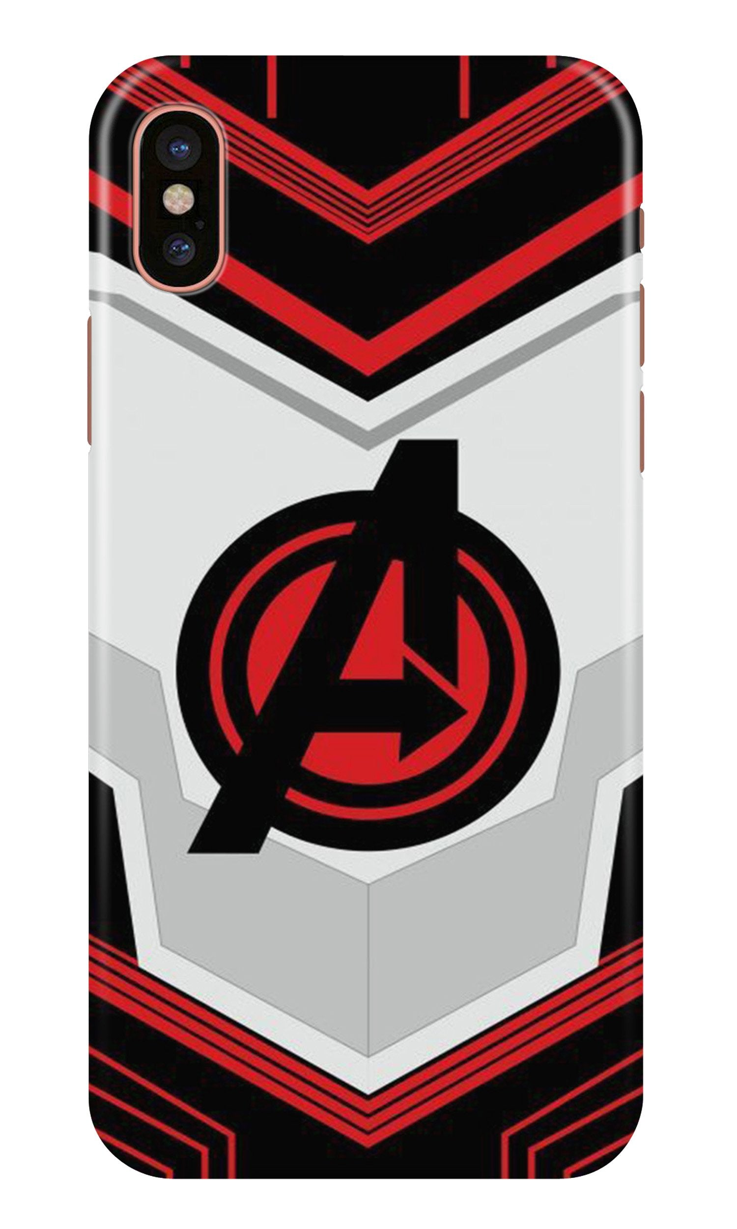 Avengers2 Case for iPhone Xr (Design No. 255)