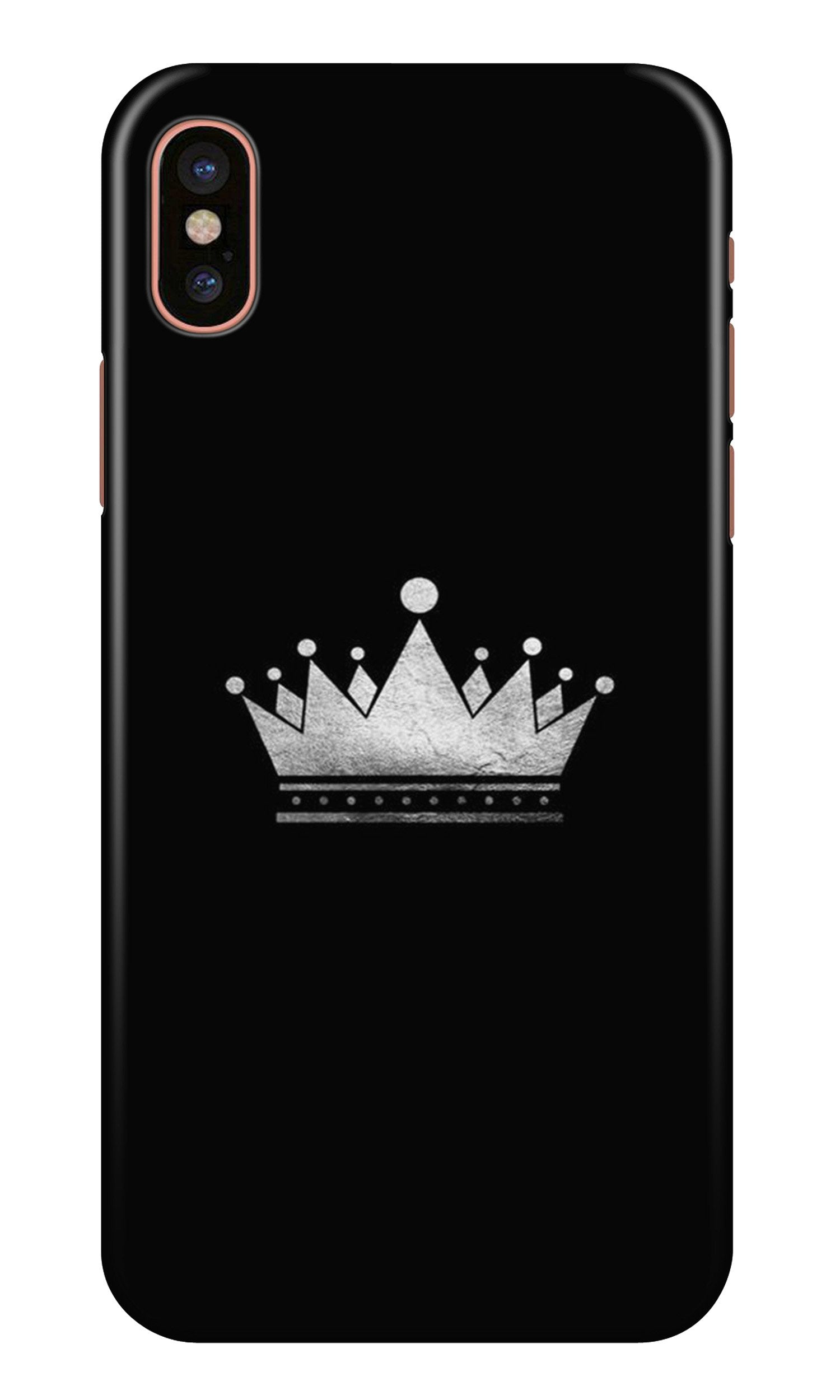 King Case for iPhone Xr (Design No. 280)