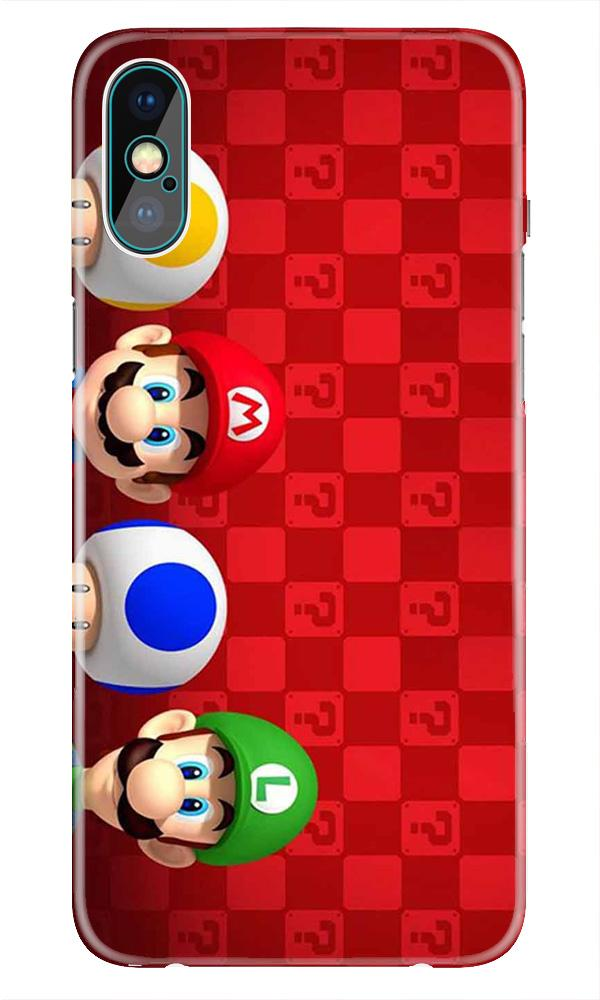Mario Mobile Back Case for iPhone Xr  (Design - 337)