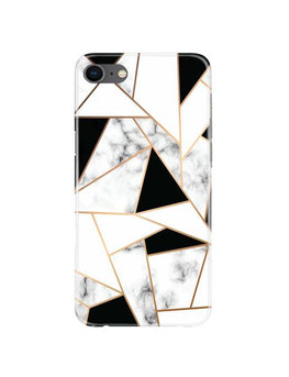 Marble Texture Mobile Back Case for iPhone 8  (Design - 322)