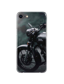 Royal Enfield Mobile Back Case for iPhone 8  (Design - 380)