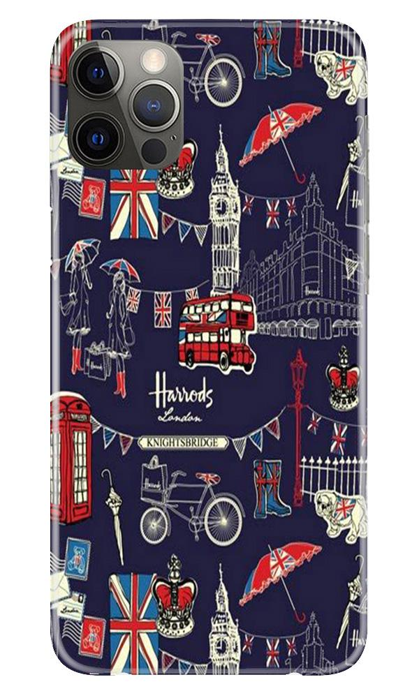 Love London Case for iPhone 12 Pro Max